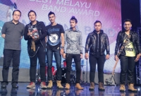 Gallery Foto Sahabat Music Awards 2013 Hong Kong